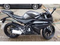 YAMAHA YZF-R125 R125 BREAKING ALL PARTS AVAILABLE 2014-2018 ABS AND NON ABS