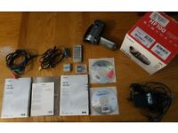 Canon HF100 High Definition Camcorder - 12x Optical Zoom & 2.7 inch Widescreen Multi-Angle Vivid LCD