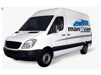 Man with a van removals call now 07411698837