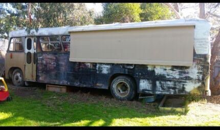 Old Bedford Bus Crib Point Mornington Peninsula Preview