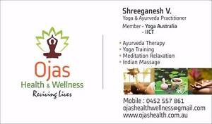 Indian Ayurveda Oil Massgae Homebush West Strathfield Area Preview