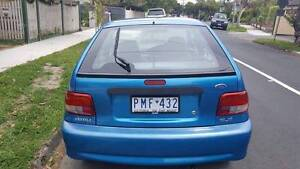 GREAT CONDITION! 1999 Ford Festiva Hatchback Caulfield South Glen Eira Area Preview