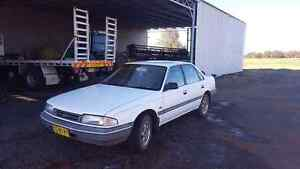 1988 Ford Telstar Trangie Narromine Area Preview