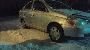 Écho 2002 auto