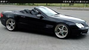Mercedez Benz clk430