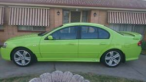 2005 Ford Falcon XR6 MK11 Sedan Whyalla Norrie Whyalla Area Preview