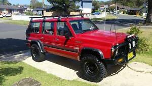 1989 Nissan Patrol Lightning Ridge Walgett Area Preview