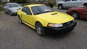 2002 Mustang Coupe