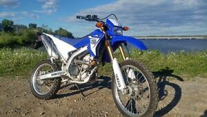 yamaha WR250 2014 for sale