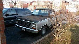 1983 Dodge Ram d15 slant 6 strong motor