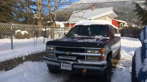 1994 Chevrolet C/K Pickup 1500 Burgundy Pickup Truck PRICE DROP