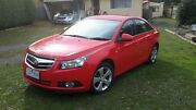 2010 Holden Cruze CDX Warragul Baw Baw Area Preview