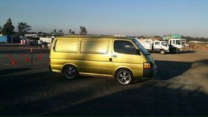 Toyota hiace SWAP Oxenford Gold Coast North Preview