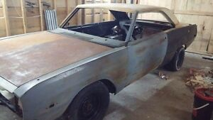 Looking for Dodge Dart parts car