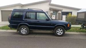 2000 Land Rover Discovery Wagon Low Km's Claude Road Kentish Area Preview