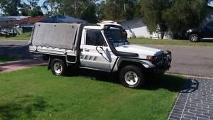 1989 Toyota LandCruiser Coupe Bonnells Bay Lake Macquarie Area Preview