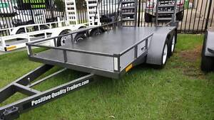 4.5t 14ft plant trailer machinery Clontarf Redcliffe Area Preview