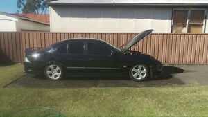 2000 au II xr8 tickford with bluey Toronto Lake Macquarie Area Preview