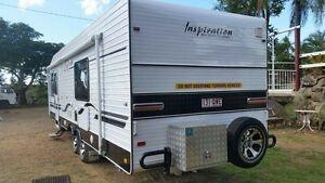 2013 Spaceland Inspiration 26ft Caravan Rockhampton Rockhampton City Preview