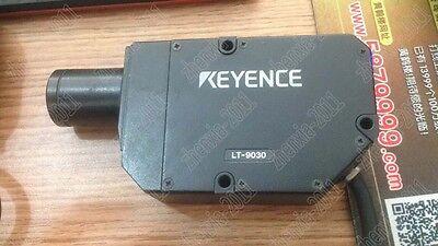 1pc Used Keyence Laser Scanning Sensor Lt-9030