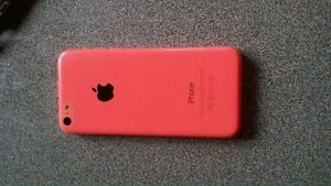 Iphone 5c rose 16gig debloquer