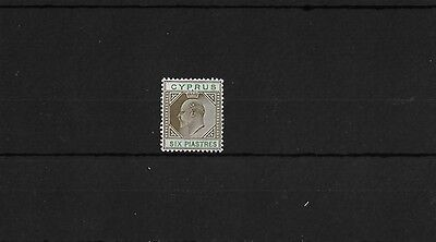 CYPRUS SG67, 6PI MCA, MOUNTED MINT, CAT £30