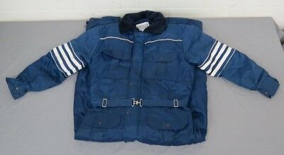 ac23afcb354df Vintage Windbreaker Fully Insulated Snowmobile Suit Men's Large Fast  Shipping