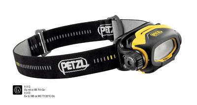 Petzl Pixa 1 Robust Waterproof Head torch / lamp - Caving, ATEX Zone 2