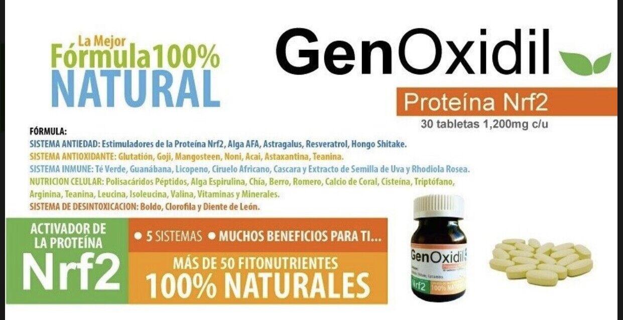 Genoxidil, Nrf2, SALE !!! 1