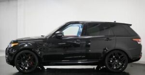 2016 Land Rover Range Rover Sport Autobiography RARE!!! LOW KMS!