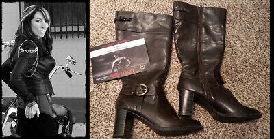 SOA Sons of Anarchy: Gemma/Katey Sagal boots w/Studio COA