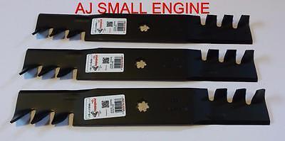3 John Deere Gator Blades Gy20852 Gx21784 - La140 La145 La165 D140 D150 D160