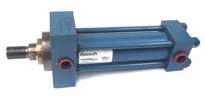 Rexroth Me5-hh Hydraulic Cylinder 2 X 6 L0802 Max Psi 3000 Me5hh