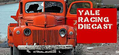 YALE RACING DIECAST