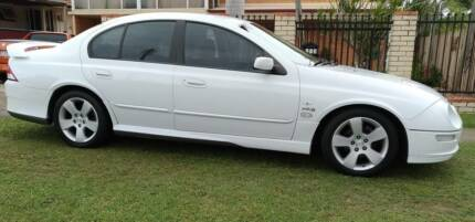 2002 Ford Falcon AUIII XR8 Clontarf Redcliffe Area Preview