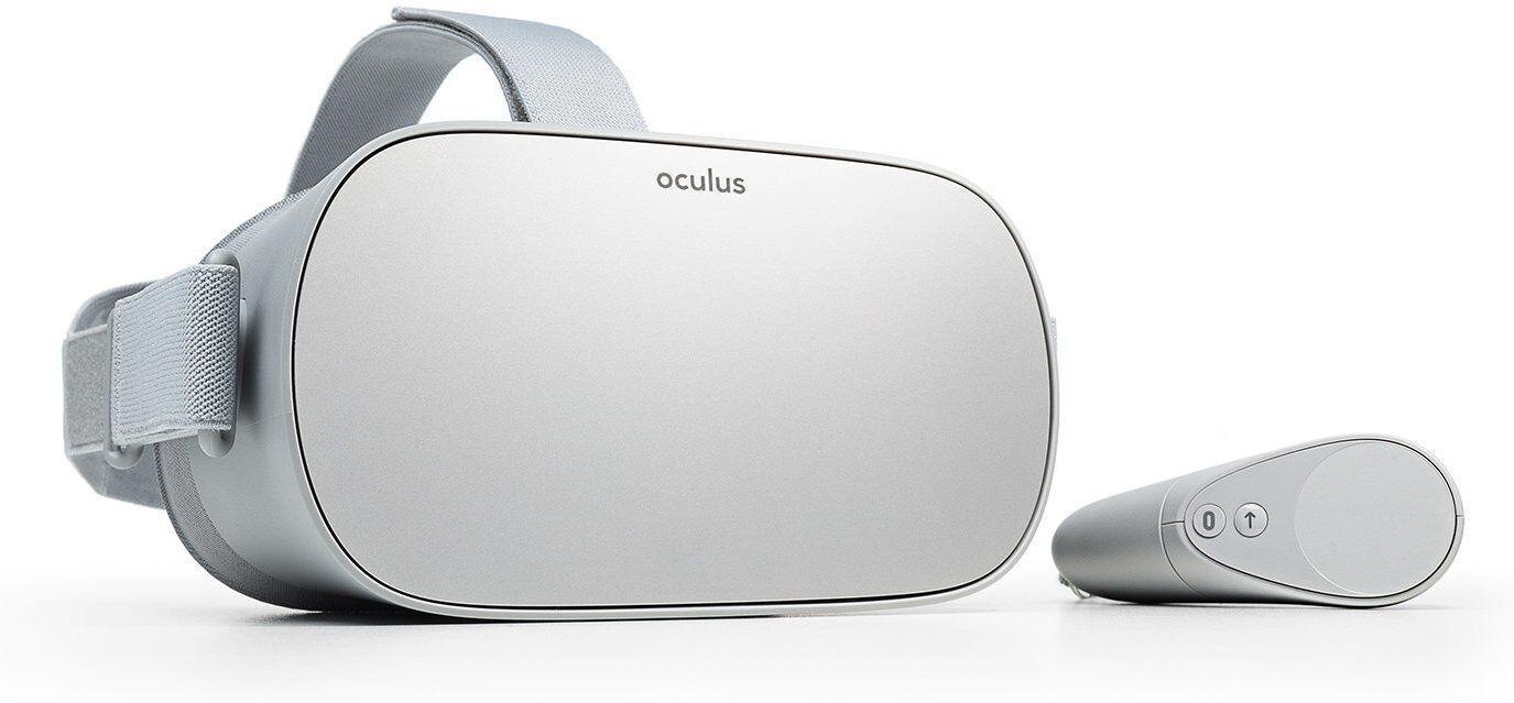 Oculus Go 64GB White Portable Mobile Rift VR Headset