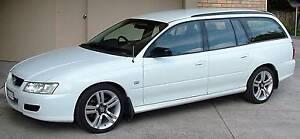 2005 Holden Commodore Wagon Cremorne North Sydney Area Preview