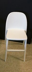 White plastic Junior Chair  Ikea New located in Salmon Arm