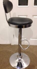 Set of 3 Breakfast Bar Stools