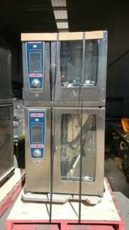 Rational Combi Oven- Double stacked (Latest models HUGE SAVING $)