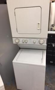 Upright Washer and Dryer Apt Size Excellent Condition