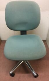 Two Herman Miller office chairs