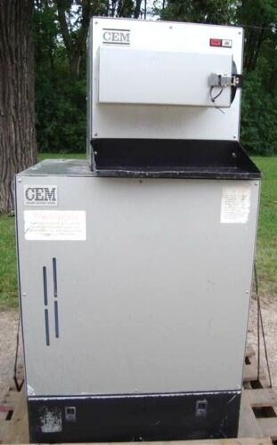 CEM Automatic Extraction/Solvent Recovery System Model AES-81/SRS-81