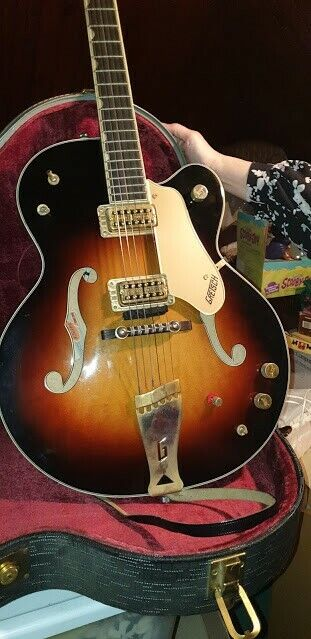 1963 Gretsch Country Club  Rare thinline electric guitar