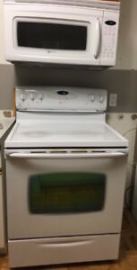 Maytag- Convection Oven, Over the Range Microwave & Dishwasher