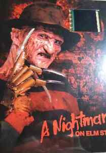A Nightmare on Elm Street Film Cell