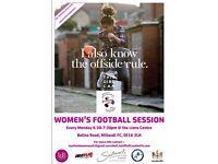 Southside Women's Beginner Football Sessions (Southwark)