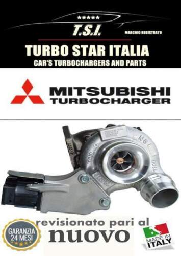 TURBINA TURBOCOMPRESSORE 4933500220 BMW 120D 320D...
