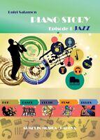 Spartito Musica Per Piano Jazz Episode Luigi Salamon Armelin Edizioni Padova -  - ebay.it