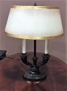 Vintage Ornate Table Lamp